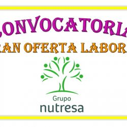 GRAN OFERTA LABORAL EN  GRUPO NUTRESA