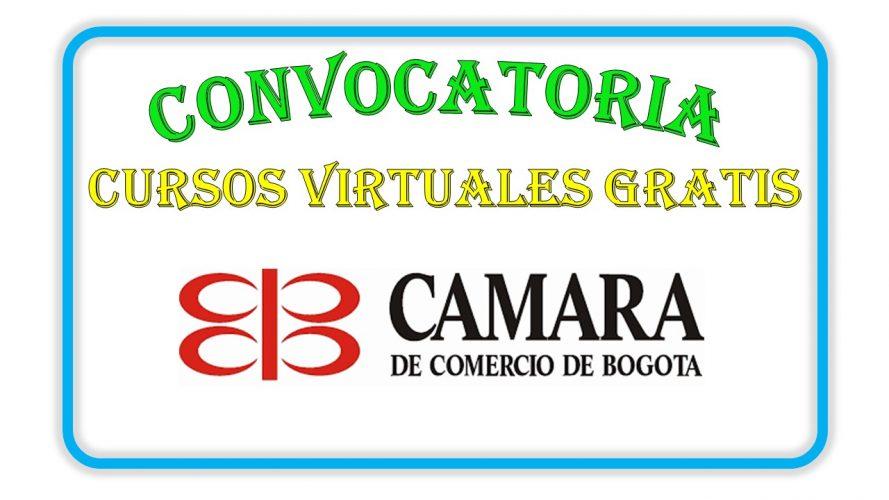 Cursos Virtuales Gratis Impartidos por Camara de Comercio de Bogota