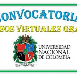 CURSOS GRATIS OFERTADOS POR  UNIVERSIDAD NACIONAL