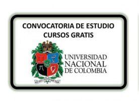 cursos virtuales gratis universidad nacional